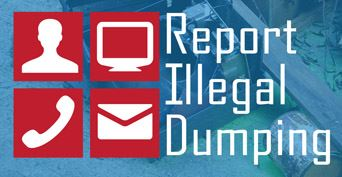 Report Illegal Dumping Icon