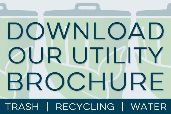 Download Our Utility Brochure