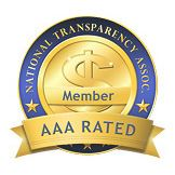 National Transparency Association Triple-A Rated