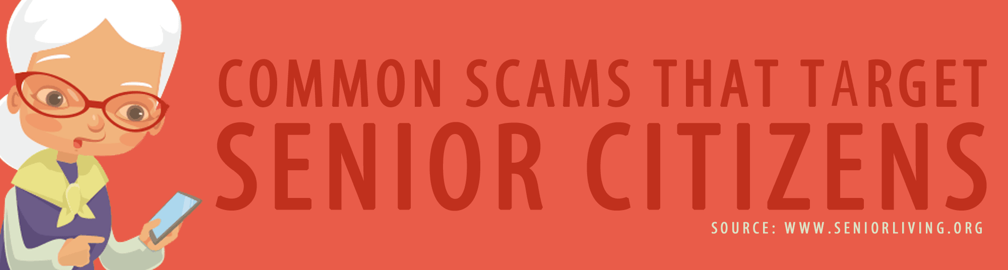Common Scams that Target Senior Citizens