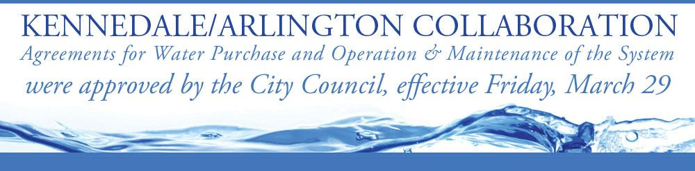 Kennedale/Arlington Water System Collaboration