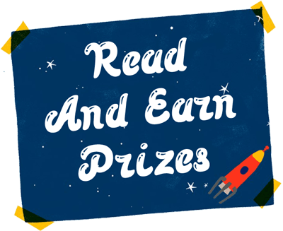 Join the Summer Reading Club to Earn Prizes for Reading!