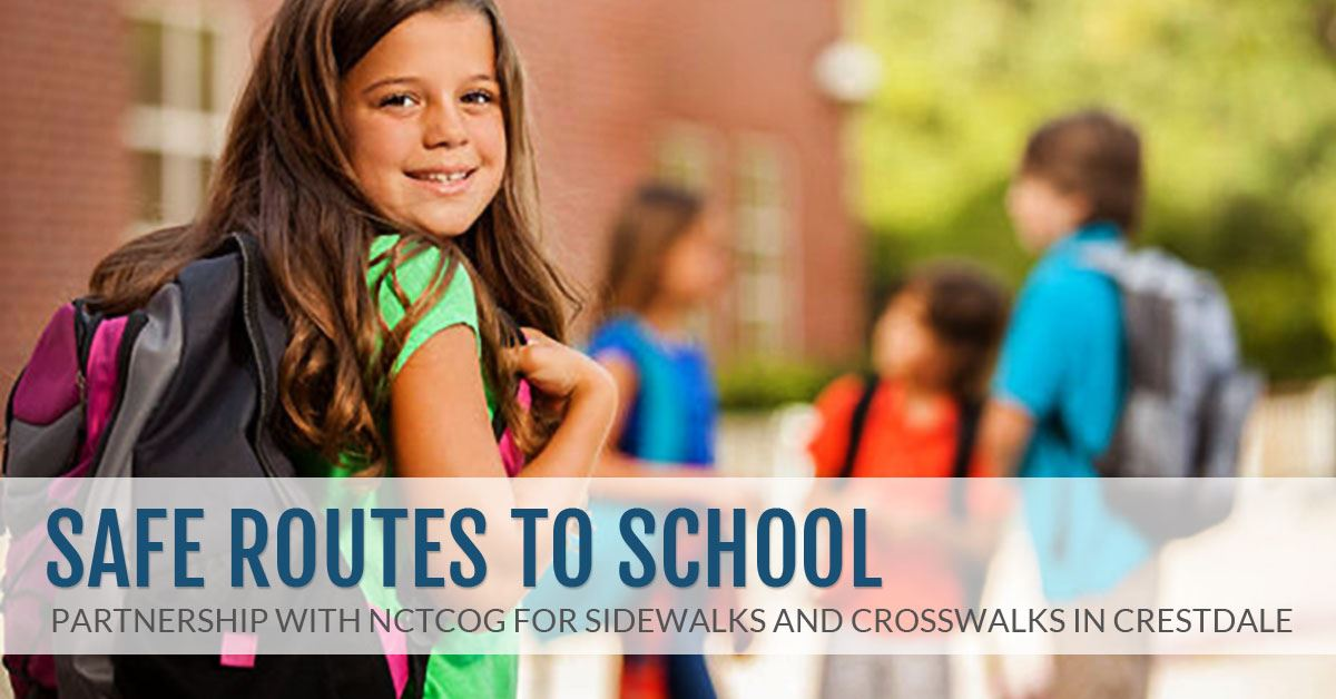 Safe Routes to School Program (SRTS)