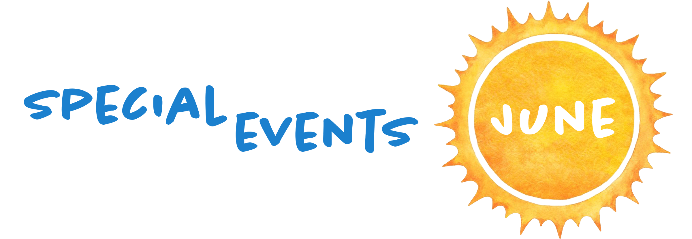 June Special Events