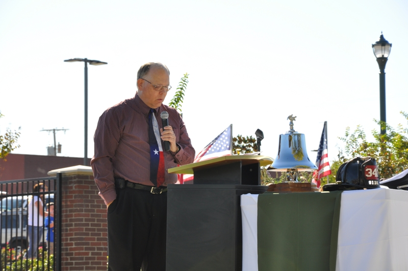 Dedication Ceremony