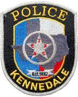 Police Kennedale, Est. 1882
